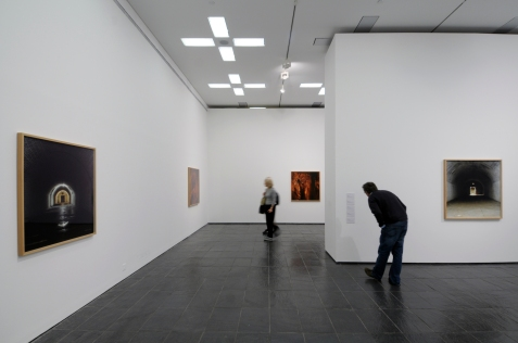 FIGURE 1 Subterrania 2009–2010: Installation view, BALTIC Centre for Contemporary Art, Gateshead, UK. Photograph © Colin Davison.