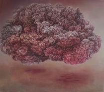 The Dance. 2013. 110 x 124 cm